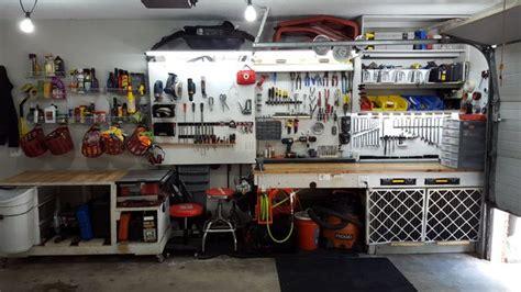 Tipps Fuer Die Eigene Garagen Werkbank by Diy Garage Werkstatt Genstr