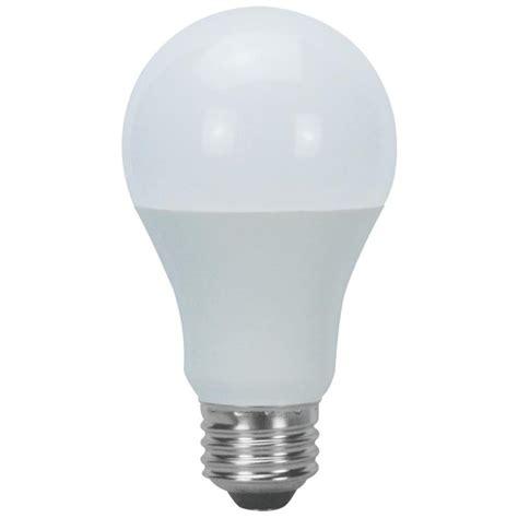 led light daylight shop utilitech 6 pack 60w equivalent daylight a19 led