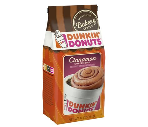Donuts were made for dunkin' so grab a coffee while you're here. News: Dunkin' Donuts - New Cinnamon Roll-Flavored Packaged ...