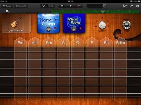 Garage Band Notes  28 Images  Getting Started With
