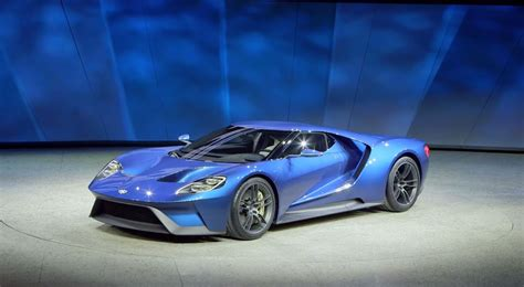 forza motorsport  announced  ford gt supercar cover star