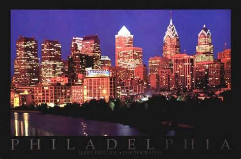 driendl photography philadelphia downtown nght city