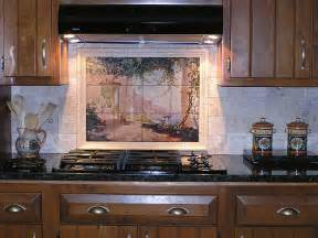 kitchen murals backsplash kitchen backsplash tile murals
