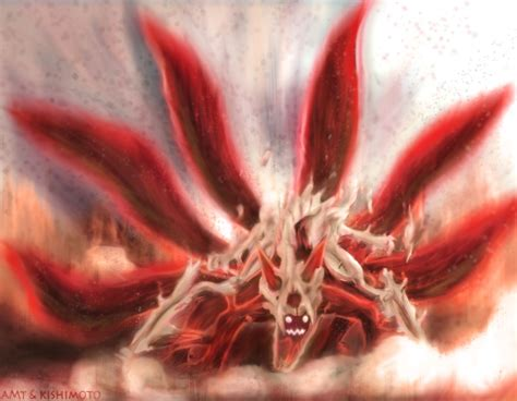 Six Tails By Amaterasu-kun On Deviantart