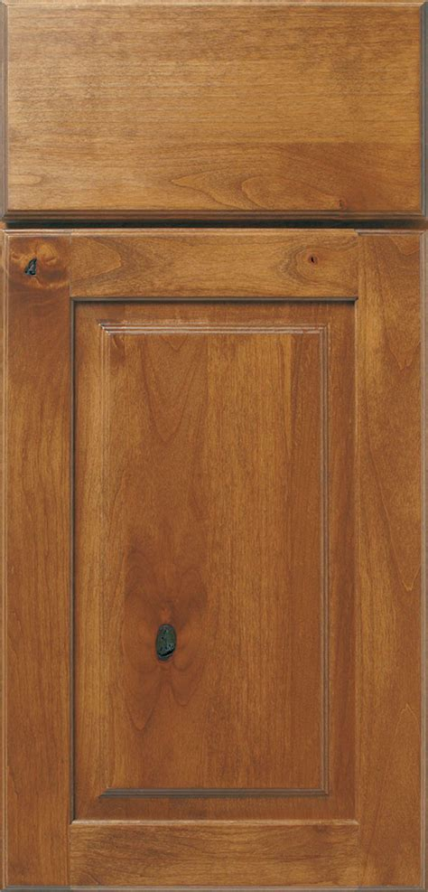 Dynasty Omega Cabinets Puritan by Sage Cabinet Stain On Rustic Alder Omega
