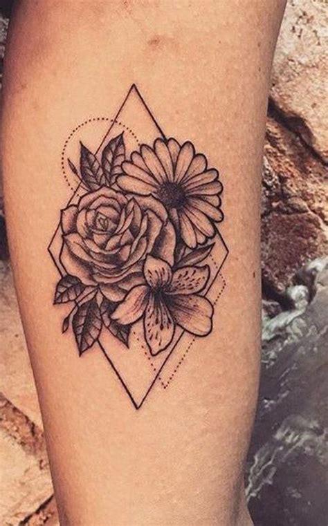 trending watercolor flower tattoo ideas  women piercingstatoos   tattoos