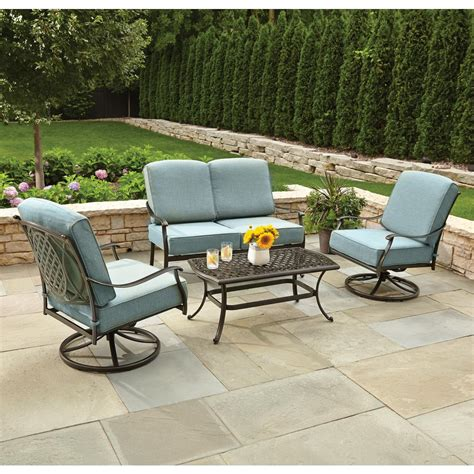 the best 28 images of hton bay 4 patio set green patio
