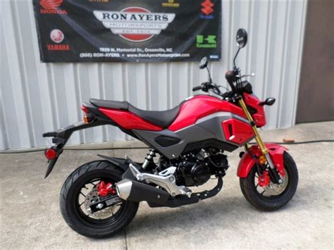 2017 Honda Grom Announced For Us