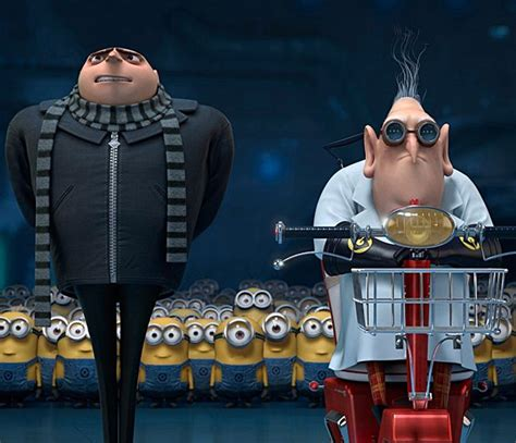despicable   review animated sequel displays  canny