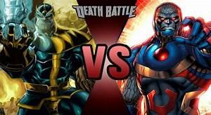 Thanos vs Darkseid by FEVG620 on DeviantArt