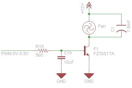 Pwm Linear Control Fan Pulsing Electrical Engineering