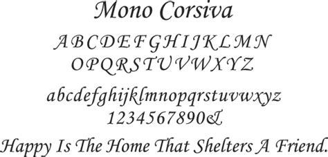 fonts writings   wall