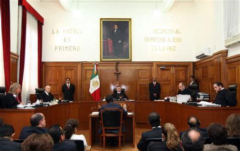 Le système judiciaire mexicain