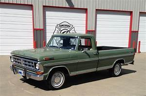 1971 Ford F-100 With 45k Miles Is So Much Want