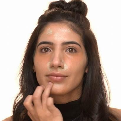 Makeup Easy Steps Pro Colour Nose Chin