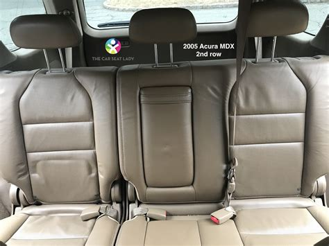 car seat lady acura mdx