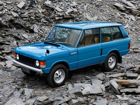Land Rover Range Rover Photo by Land Rover Range Rover Classic Photos Photogallery With