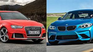 Audi Rs3 Vs Bmw M2 2016 Review Review