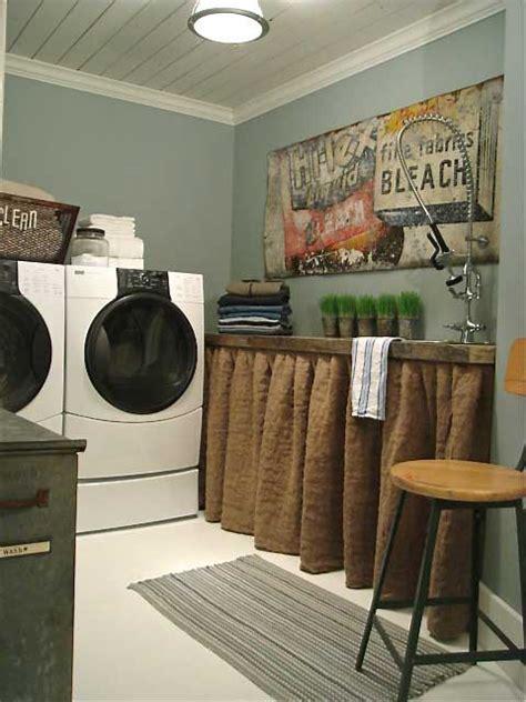 rustic chic laundry room decor rustic crafts chic decor
