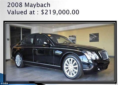 drug dealer   spent millions  luxury cars