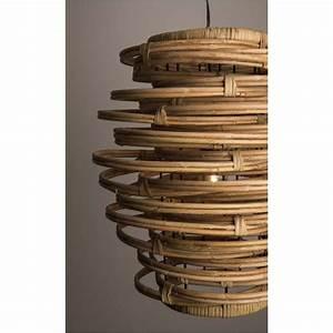 Suspension En Osier : suspension osier ~ Teatrodelosmanantiales.com Idées de Décoration