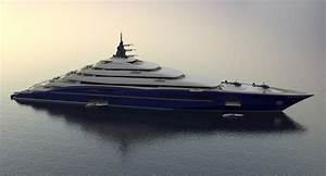 Mega Yacht DOUBLE CENTURY Concept By Christopher Seymour
