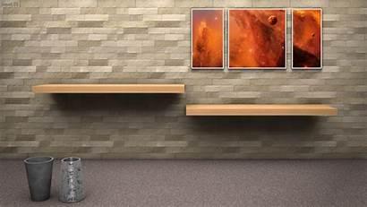 Desktop 3d Background Office Empty Shelf Wallpapersafari