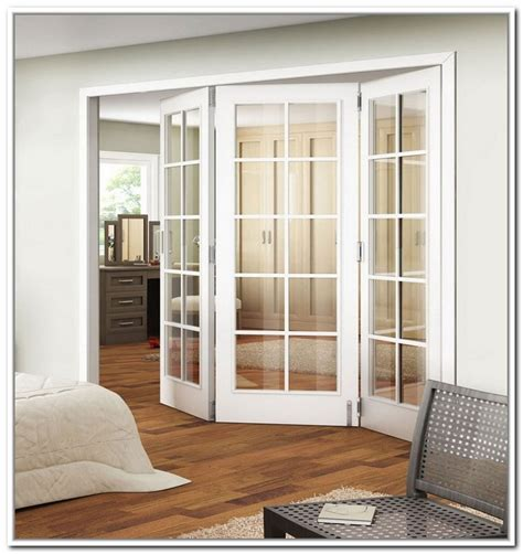 homeofficedecoration french doors interior bifold