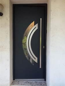 Porte Entrée Aluminium Rénovation : remplacement de porte d 39 entr e aluminium en d pose totale ~ Premium-room.com Idées de Décoration