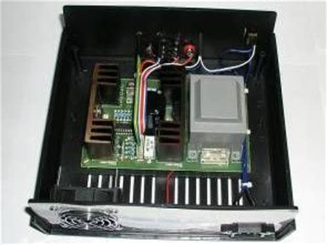 Intelligent Battery Charger Circuit