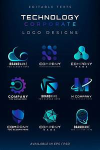 Download, Premium, Vector, Of, Gradient, Corporate, Technology