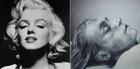 Celebrities' Postmortem Images With The Shocking Details