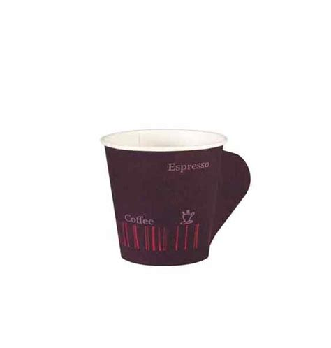 Bicchieri Caffe by Bicchiere Caff 232 Coffee Duni In Cartone Viola Cl 8
