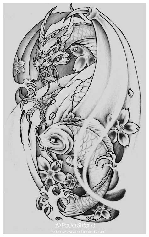 Sketches of handmade tattoos | Koi tattoo design, Koi