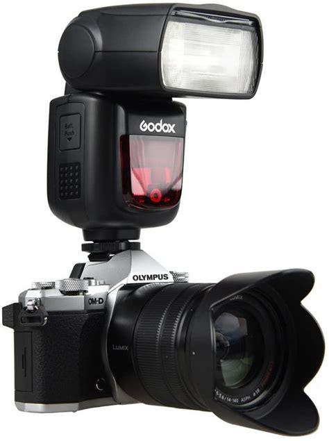 Godox VING V860IIO TTL Li-Ion Flash Kit for Olympus ...