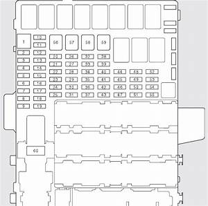 Wiring Diagram  33 Honda Fuse Box Diagram