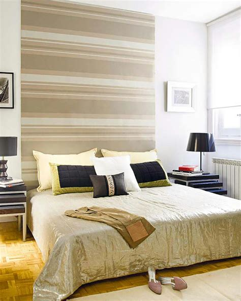 deco chambre papier peint les papiers peints en tant que décoration chambre créative