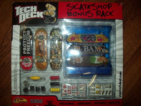 tech deck handboards uk element skateshop bonus pack w bam tech deck