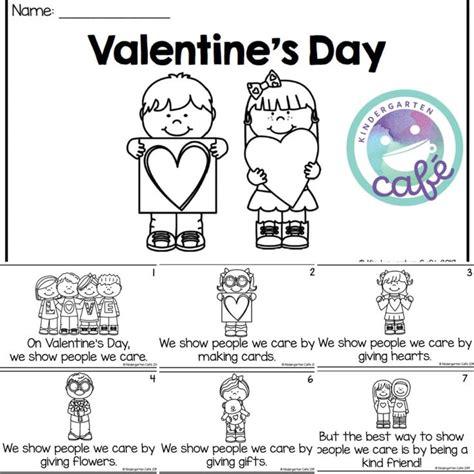valentines day kindergarten cafe   valentines