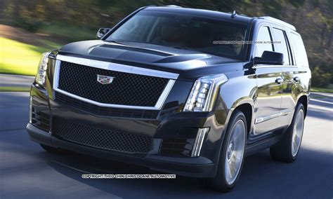 2018 Cadillac Escalade  Auto Fave