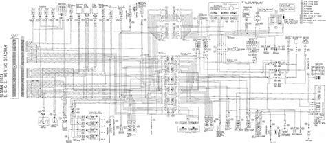 Nissan Micra Wiring Diagram