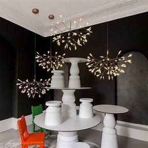 Lustre Suspension Design : heracleum small lustre suspension lamp moooi ~ Teatrodelosmanantiales.com Idées de Décoration