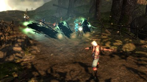 dungeon siege 3 reinhart rpgfan review dungeon siege iii