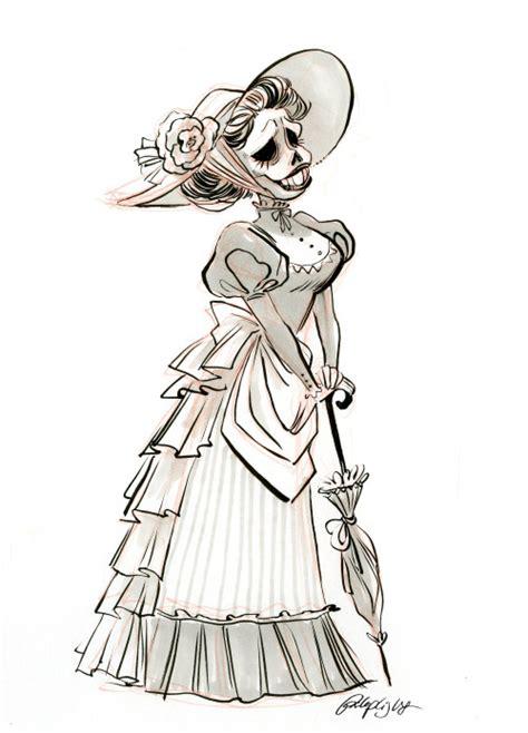 Illustration My art skeleton Character Design artists on ...