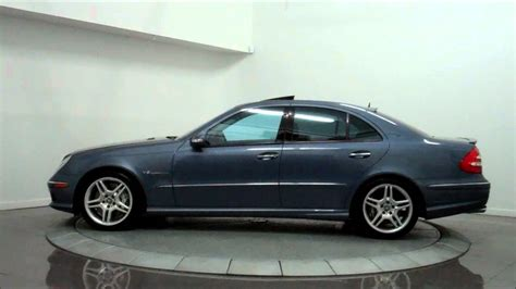 2004 Mercedes-benz E55 Amg Performance