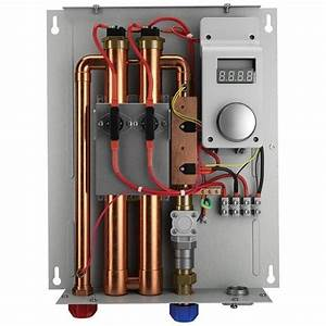Rheem Tankless Water Heater
