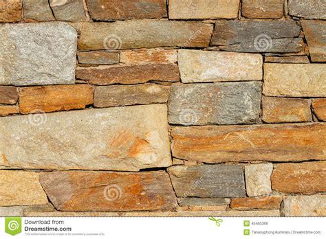 Large Stone Wall Texture Stock Photo  Image 45465368