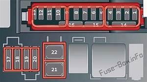 Fuse Box Diagram Audi E