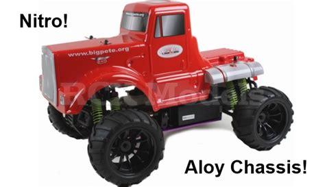 best nitro monster truck petrol rc trucks radio remote control nitro uk 1 10 4wd