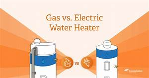 Gas Vs Electric Water